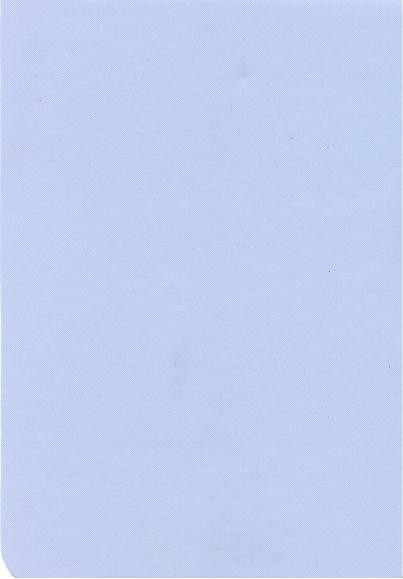 """Luxury Vinyl Oilcloth Roll 55"""" x 82ft. Smooth blue finish"""