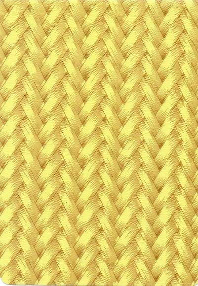 "Luxury Vinyl Oilcloth Roll 55"" x 82ft. Petate beige finish"