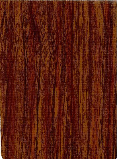 "Standard Vinyl Oilcloth Roll 47"" x 36 ft. Mahogany wood finish"