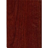 "Luxury Vinyl Oilcloth Roll 55"" x 82ft. Cedar wood finish"