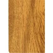 "Luxury Vinyl Oilcloth Roll 55"" x 82ft. Pekan wood finish"