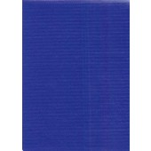 """Standard Vinyl Oilcloth Roll 47"""" x 36 ft. Smooth Blue finish"""