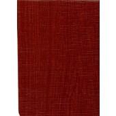 "Standard Vinyl Oilcloth Roll 47"" x 36 ft. Cedar wood finish"