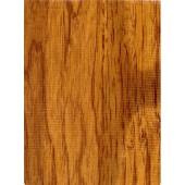 "Standard Vinyl Oilcloth Roll 47"" x 36 ft. Pecan wood finish"