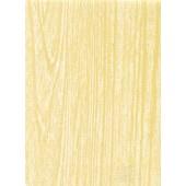 "Standard Vinyl Oilcloth Roll 47"" x 36 ft. Oak wood finish"