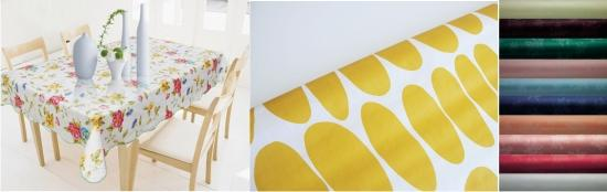 Oilcloths Buy Online Vinyl Oilcloth And Tablecloth